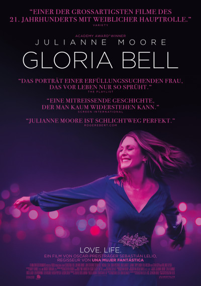 Gloria Bell: Poster