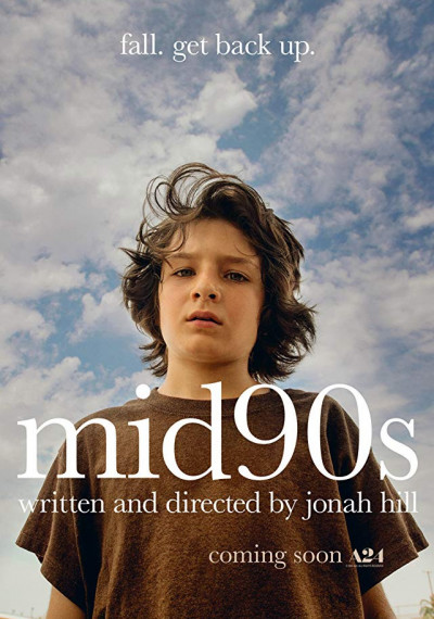 Mid90s: Poster