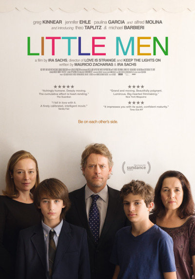 Little Men: Poster