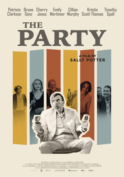 The Party: Poster