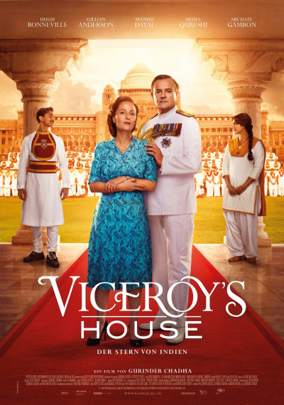 Viceroy's House: Poster