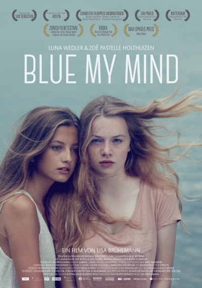 Blue My Mind: Poster