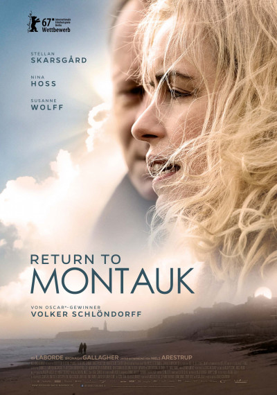 Return to Montauk: Poster