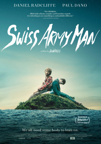 Swiss Army Man: Poster