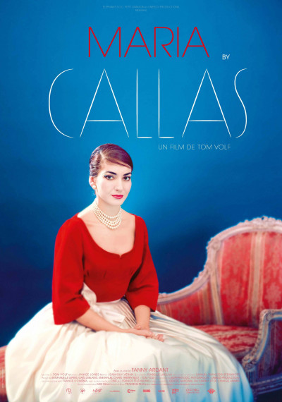 Maria by Callas: Poster