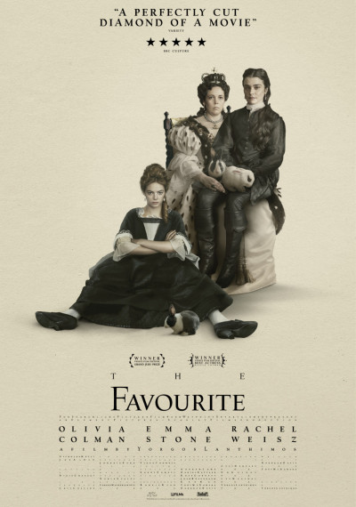 The Favourite: Poster