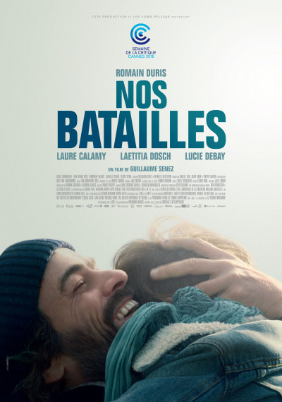 Nos batailles: Poster