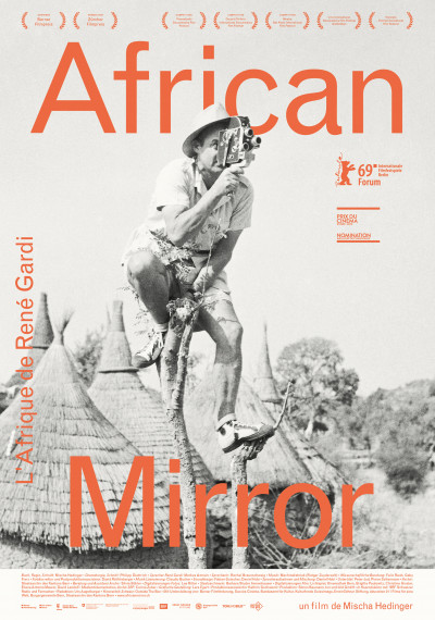 African Mirror: Poster