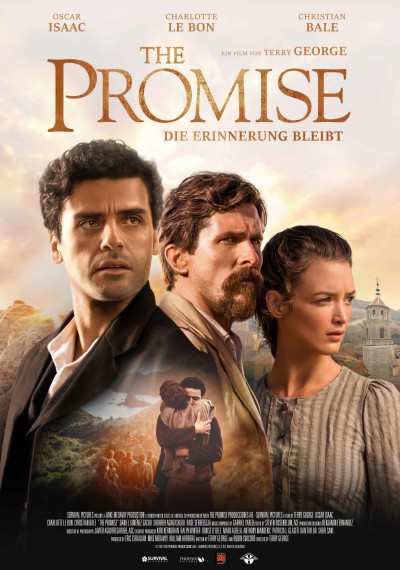 The Promise: Poster