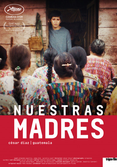 Nuestras madres: Poster