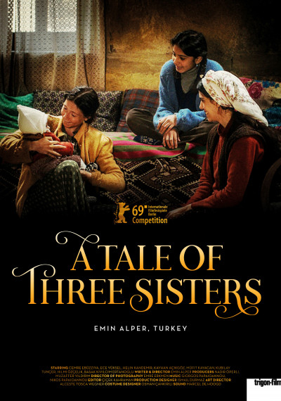 A Tale of Three Sisters: Poster