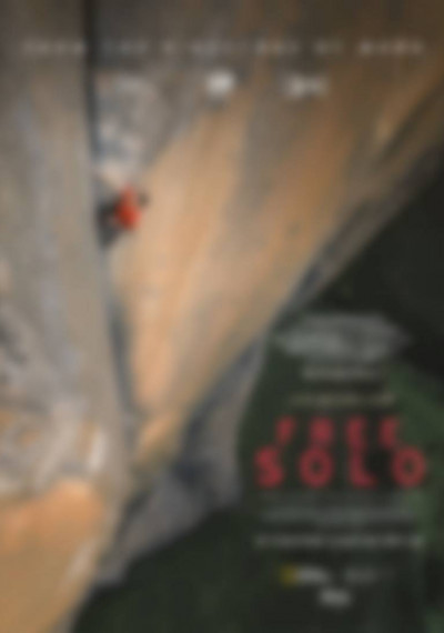 Free Solo: Poster