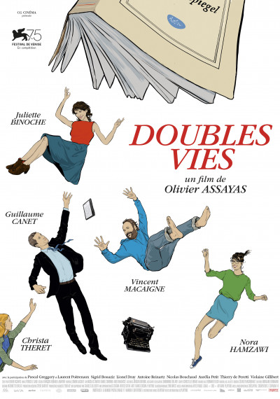 Doubles vies: Poster