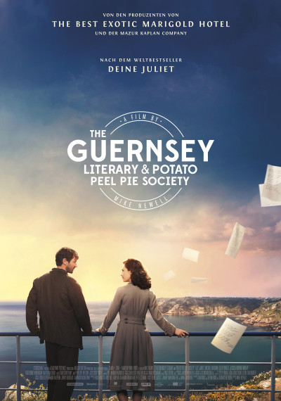 The Guernsey Literary and Potato Peel Pie Society: Poster