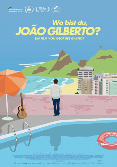 Where are you, Joao Gilberto?: Poster