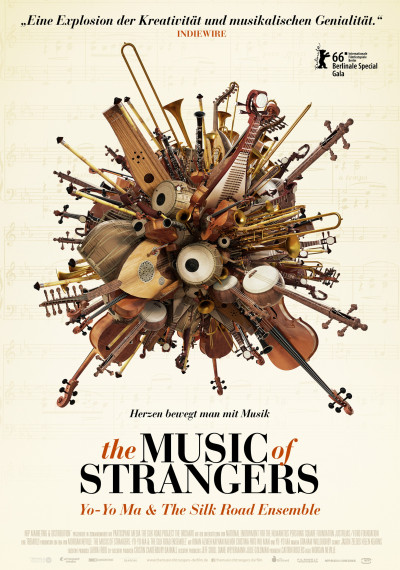 The Music of Strangers: Poster