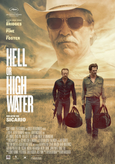 Hell or High Water: Poster