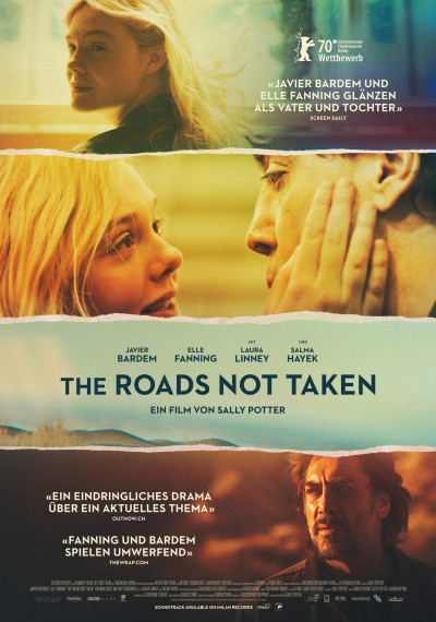 The Roads Not Taken: Poster