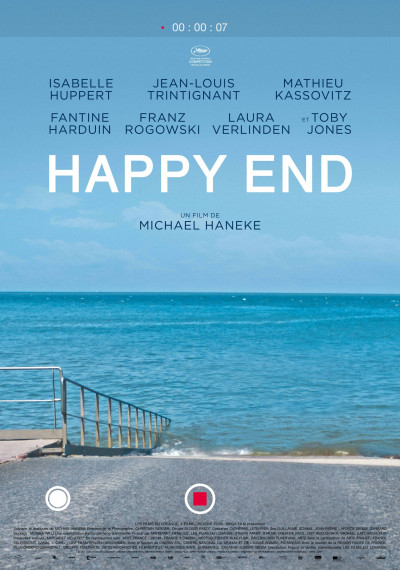Happy End: Poster