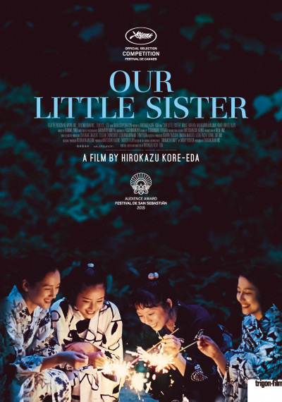 Our Little Sister - Umimachi Diary: Poster