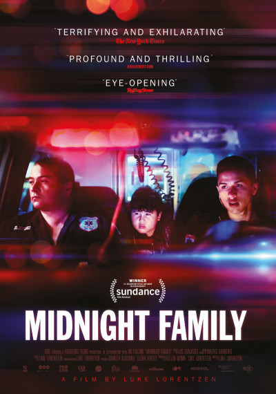 Midnight Family: Poster