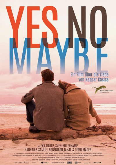 Yes No Maybe: Poster