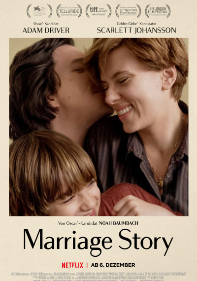 Marriage Story: Poster