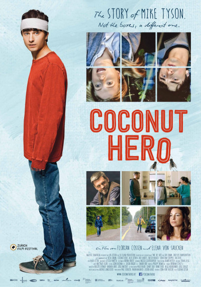 Coconut Hero: Poster