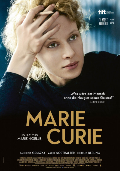 Marie Curie: Poster