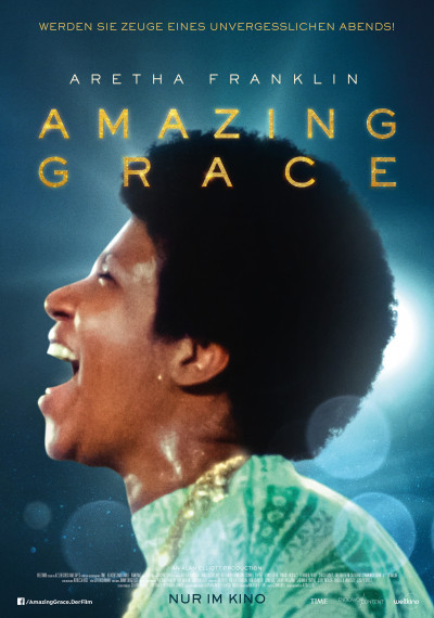 Amazing Grace: Poster