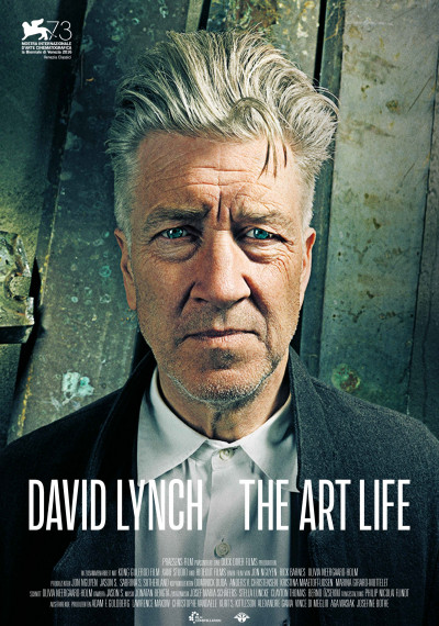 David Lynch: The Art Life: Poster