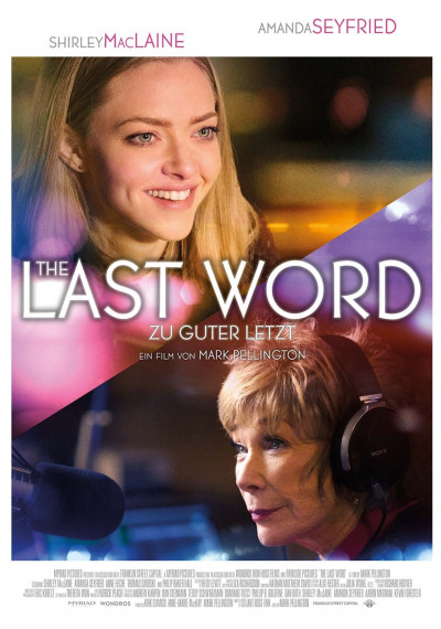 The Last Word: Poster