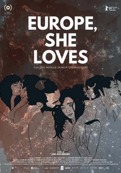Europe, She Loves: Poster