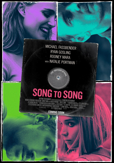 Song to Song: Poster