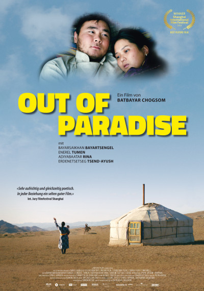 Out of Paradise: Poster