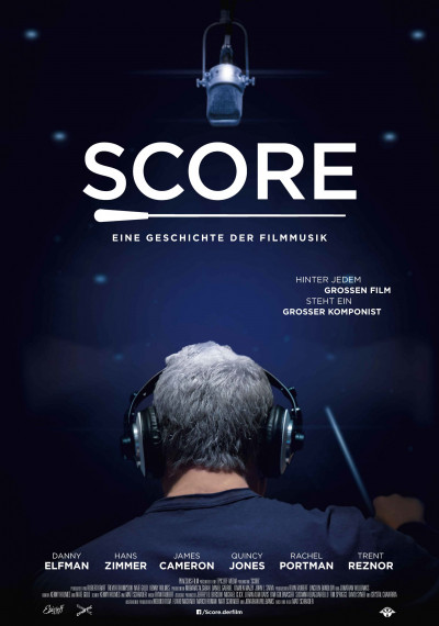Score: A Film Music Documentary: Poster