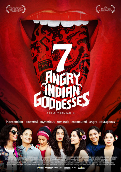 7 Angry Indian Goddesses: Poster