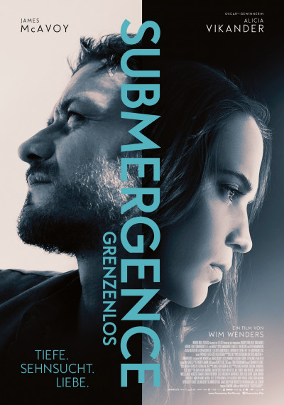Submergence: Poster