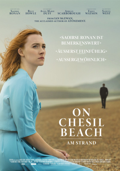 On Chesil Beach: Poster