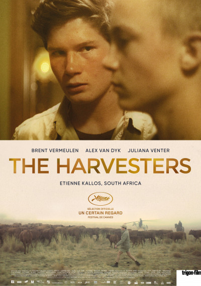 The Harvesters: Poster