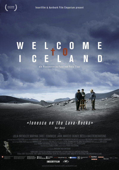 Welcome to Iceland: Poster