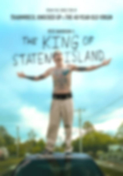 The King of Staten Island: Poster