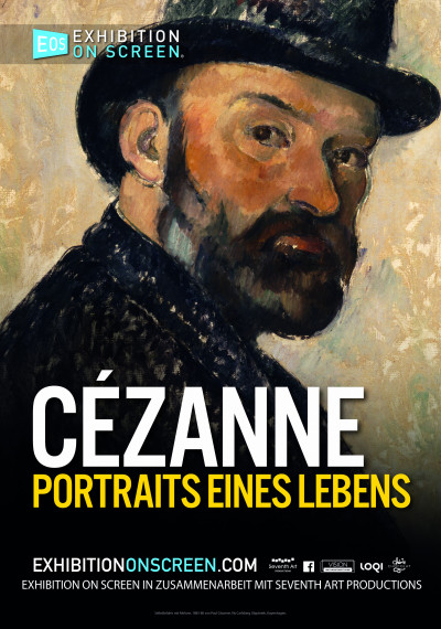 Cézanne - Portraits of a Life: Poster