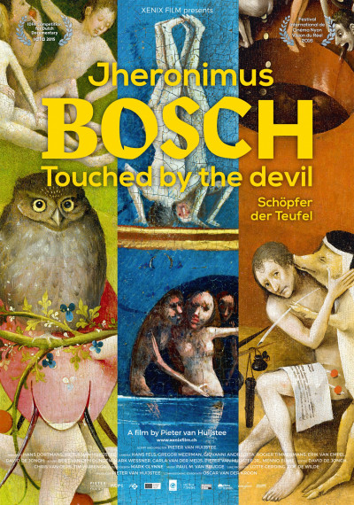 Jheronimus Bosch, Touched by the Devil: Poster