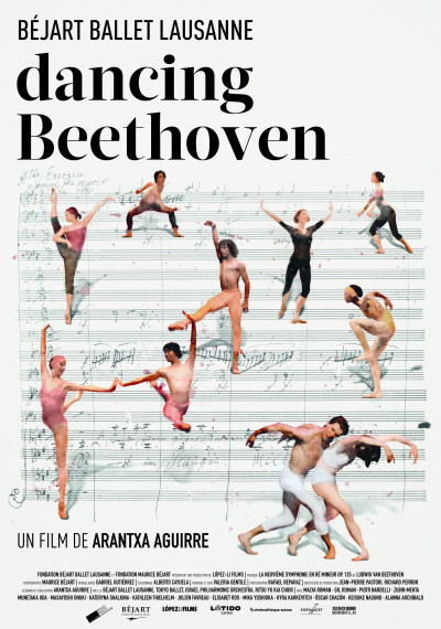 Dancing Beethoven: Poster