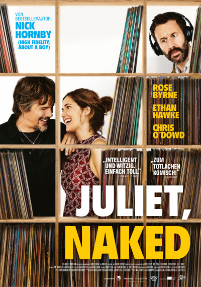 Juliet, Naked: Poster