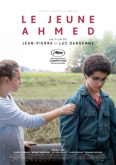 Le jeune Ahmed: Poster