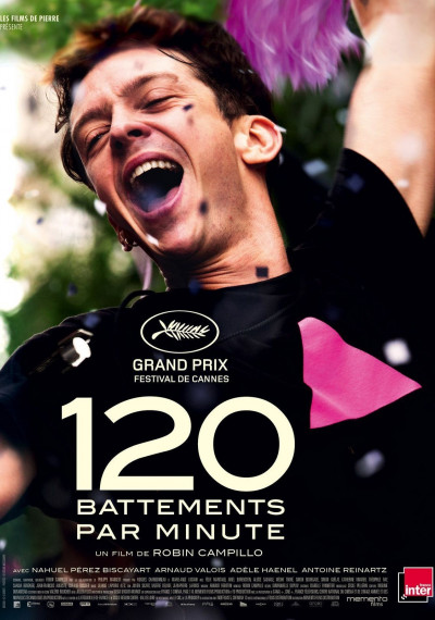 120 battements par minute: Poster