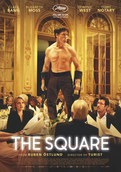 The Square: Poster