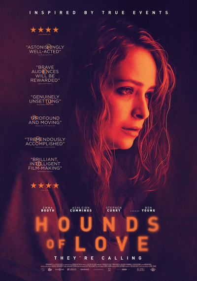 Hounds of Love: Poster